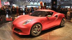 Alfa Romeo 4C Concept - Immagine: 26