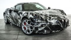 Alfa Romeo 4C Deadly Snake by Garage Italia Customs  - Immagine: 1