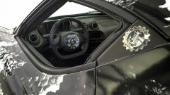 Alfa Romeo 4C Deadly Snake: gli interni