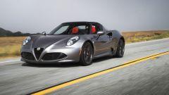 Alfa Romeo 4C e 4C Spider: novità per il mercato USA 2016 - Immagine: 4