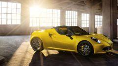 Alfa Romeo 4C e 4C Spider: novità per il mercato USA 2016 - Immagine: 1