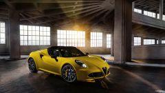 Alfa Romeo 4C e 4C Spider: novità per il mercato USA 2016 - Immagine: 14