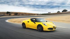 Alfa Romeo 4C e 4C Spider: novità per il mercato USA 2016 - Immagine: 28