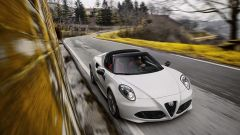 Alfa Romeo 4C e 4C Spider: novità per il mercato USA 2016 - Immagine: 32