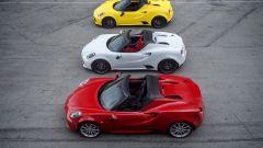 Alfa Romeo 4C e 4C Spider: novità per il mercato USA 2016 - Immagine: 37