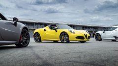 Alfa Romeo 4C e 4C Spider: novità per il mercato USA 2016 - Immagine: 38