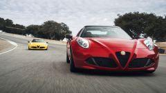 Alfa Romeo 4C e 4C Spider: novità per il mercato USA 2016 - Immagine: 42