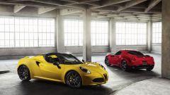 Alfa Romeo 4C e 4C Spider: novità per il mercato USA 2016 - Immagine: 43