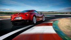 Alfa Romeo 4C in pista