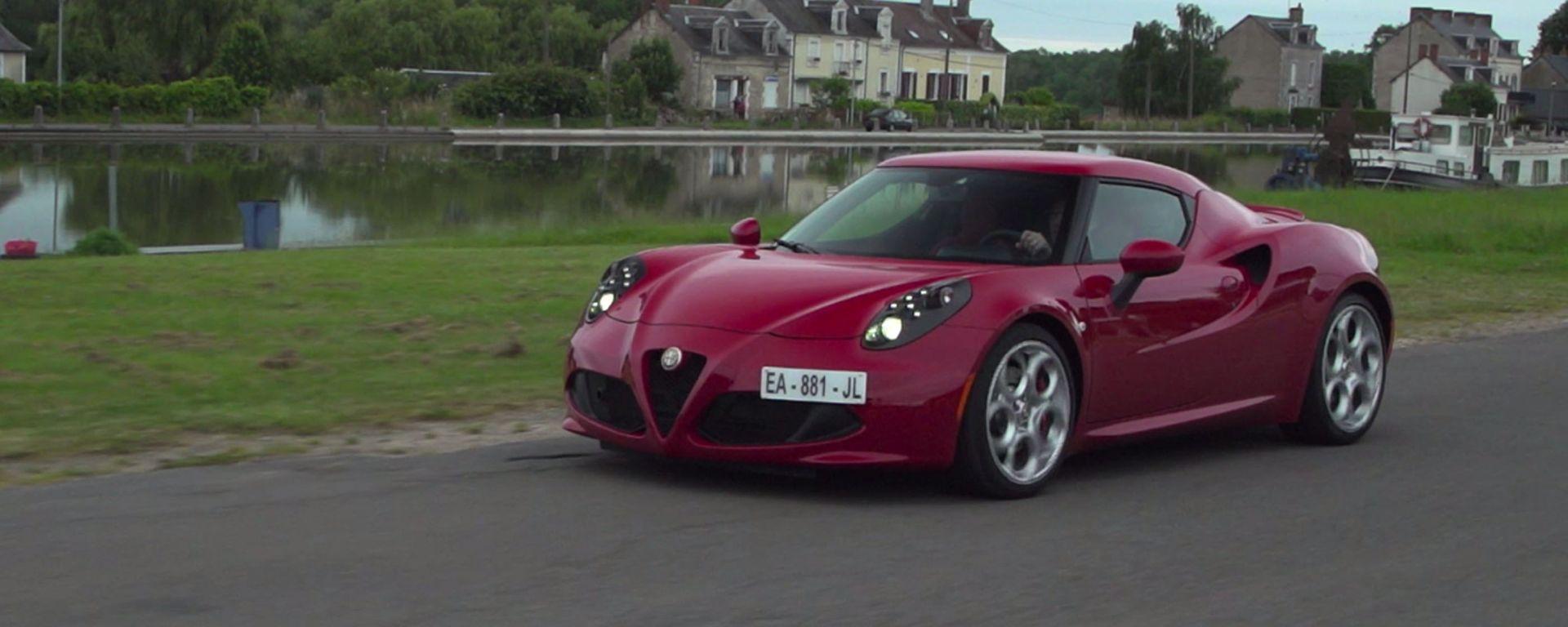 Alfa Romeo 4C: parlano i proprietari