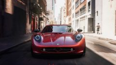 Alfa Romeo 4C Nivola: ispirata alla 33 Stradale - Immagine: 7