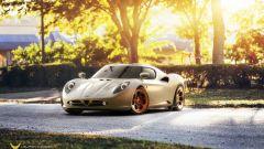Alfa Romeo 4C Nivola: ispirata alla 33 Stradale - Immagine: 8