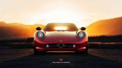 Alfa Romeo 4C Nivola: ispirata alla 33 Stradale - Immagine: 10