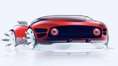 Alfa Romeo 4C Nivola: ispirata alla 33 Stradale - Immagine: 14