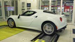 Alfa Romeo 4C: tutto quello che non si vede - Immagine: 13