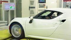 Alfa Romeo 4C: tutto quello che non si vede - Immagine: 14