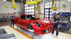 Alfa Romeo 4C: tutto quello che non si vede - Immagine: 29