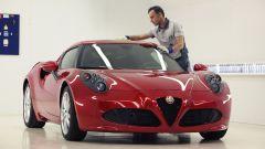 Alfa Romeo 4C: tutto quello che non si vede - Immagine: 32