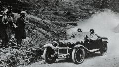 Alfa Romeo 6C 1750 Gran Sport: Nuvolari e Guidetti alla Mille Miglia 1930