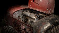 Alfa Romeo 6C 1750 SS: dettaglio del motore