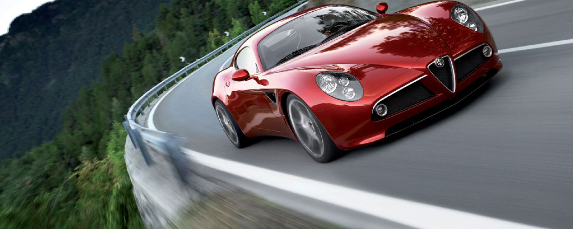 Alfa Romeo 8C (2006)
