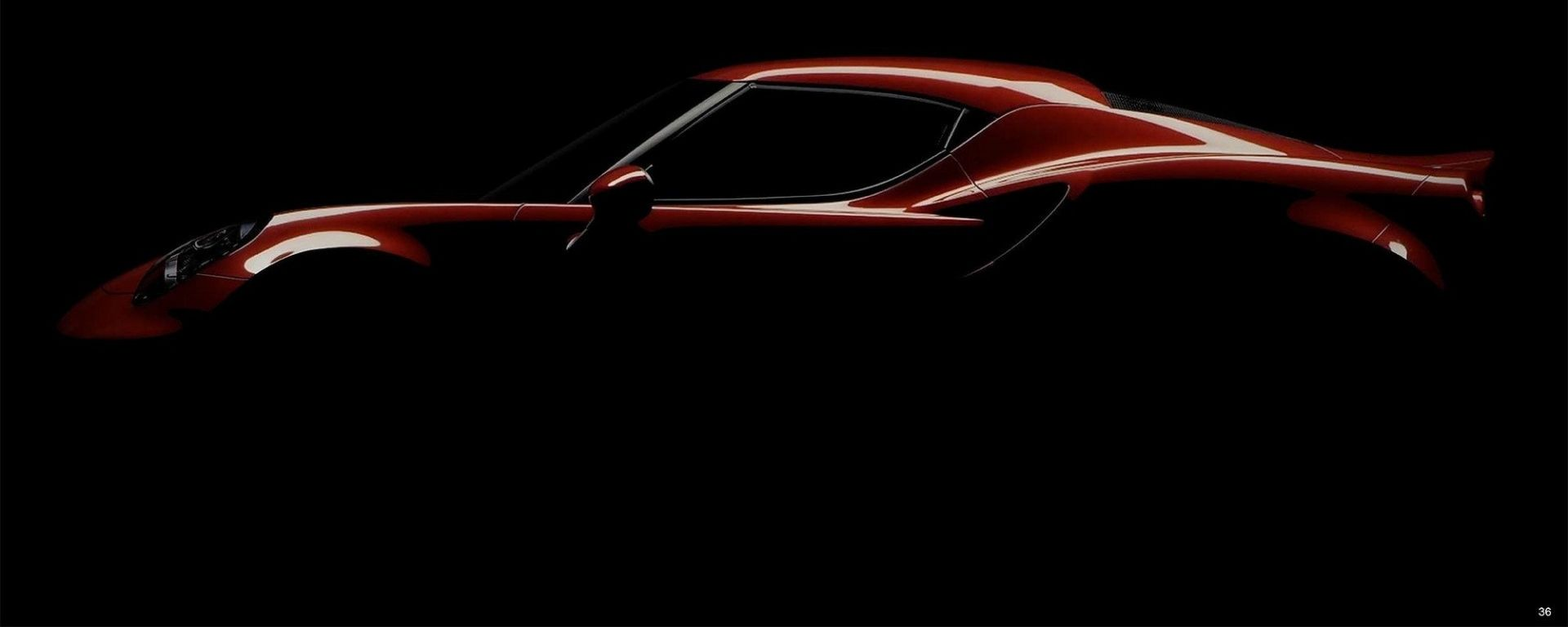 Alfa Romeo 8C 2022