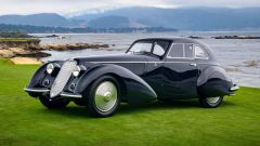 Concorso d'eleganza Villa d'Este: a Como i capolavori dell'auto