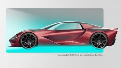 Alfa Romeo 8C Coupé, sarà così la super Alfa del futuro? - Immagine: 4