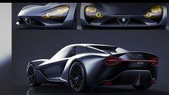Alfa Romeo 8C Coupé, sarà così la super Alfa del futuro? - Immagine: 3