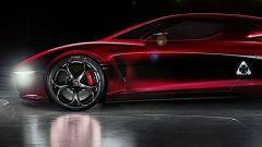 Nuove Alfa Romeo GTV e 8C, dal 2021 produzione a Grugliasco o a Modena