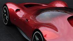 Alfa Romeo 8C: ecco come dovrebbe essere la nuova supercar - Immagine: 5