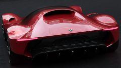 Alfa Romeo 8C: ecco come dovrebbe essere la nuova supercar - Immagine: 7
