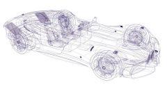 Alfa Romeo 8C: ecco come dovrebbe essere la nuova supercar - Immagine: 10