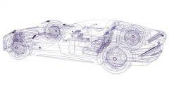 Alfa Romeo 8C: ecco come dovrebbe essere la nuova supercar - Immagine: 11