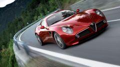 Alfa Romeo 8C: la nuova debutterà nel 2021