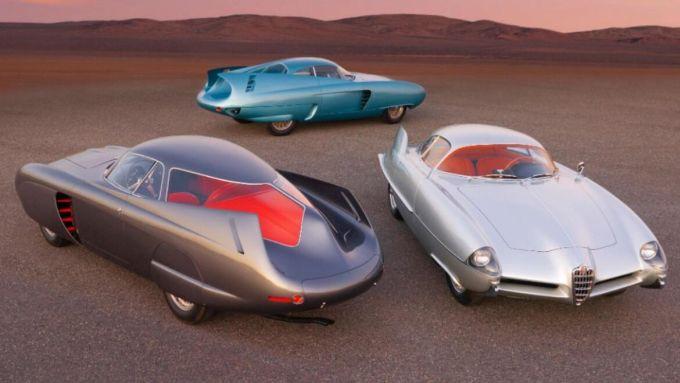 Alfa Romeo B.A.T. 5-7-9 (1953-1955)