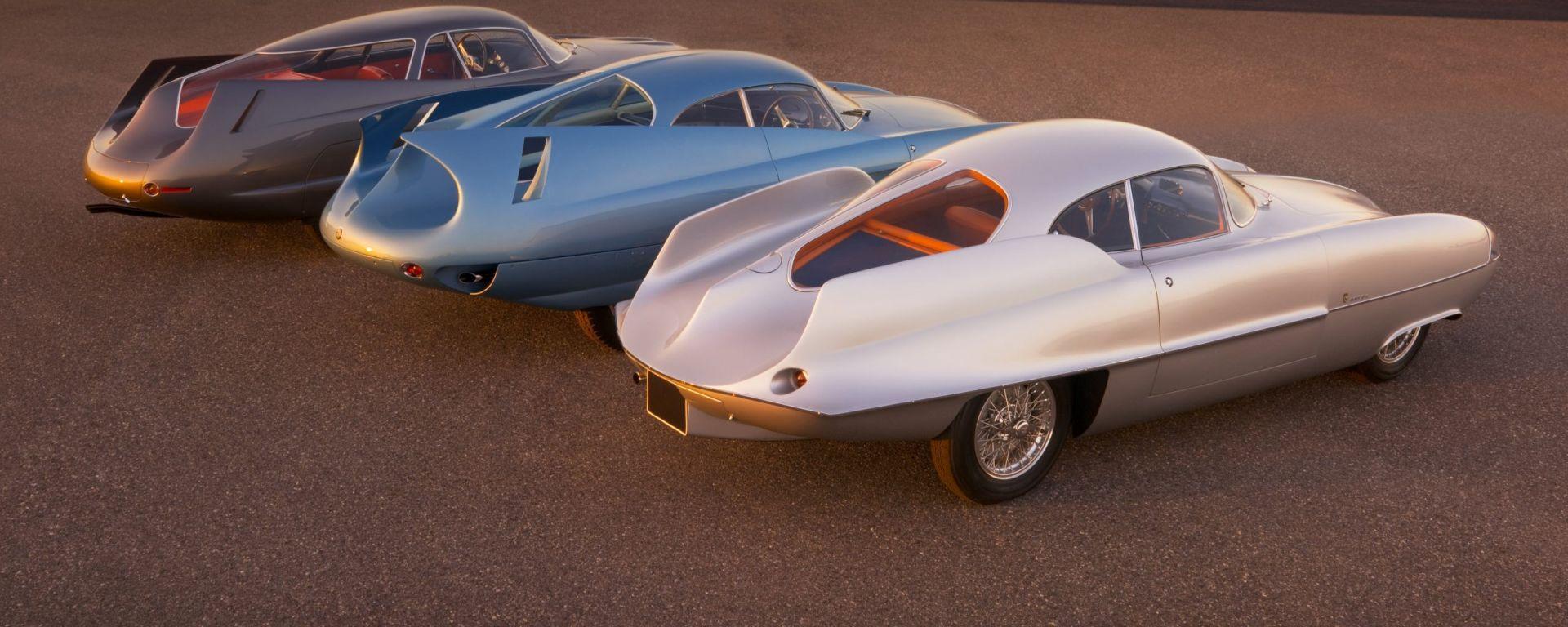 Alfa Romeo Bertone B.A.T, asta da record nel 2020