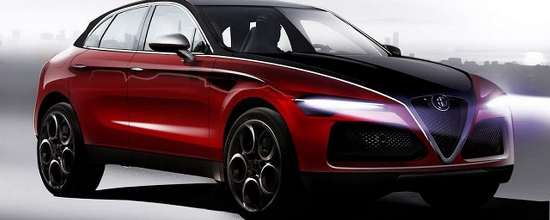 Alfa Romeo, che aspetto avrà il mini-Suv?