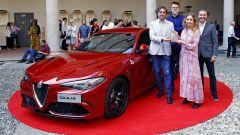 Alfa Romeo Giulia ha vinto la XXV edizione del Compasso d'Oro ADI