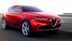 Alfa Romeo: dal 2026 solo auto elettriche. Il SUV Tonale nel 2022