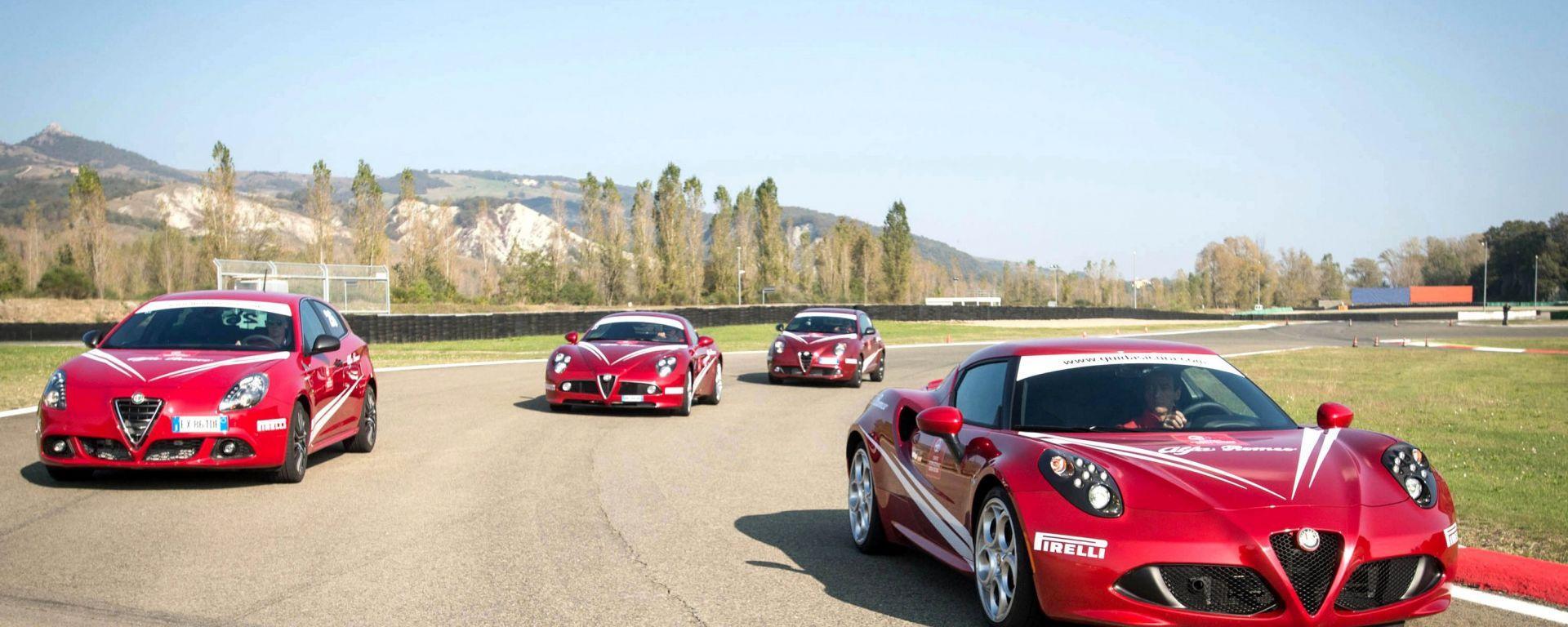 Alfa Romeo Drive Experience: Guida Evoluta