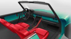 Alfa Romeo Duetto: gli interni secondo Garage Italia