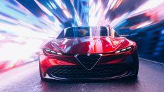 Alfa Romeo e Zagato: GT Junior Coupe, immaginata da Rishi Soman e Siddhant Jaokar