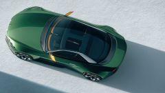 Alfa Romeo e Zagato, GT Junior Coupe vista dall'alto