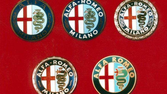 Alfa Romeo, evoluzione di un marchio