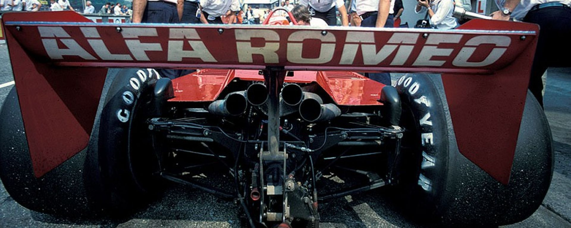 Alfa Romeo F1 Racing