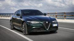 Alfa Romeo Giulia 2020, allestimento Ti, vista 3/4 anteriore