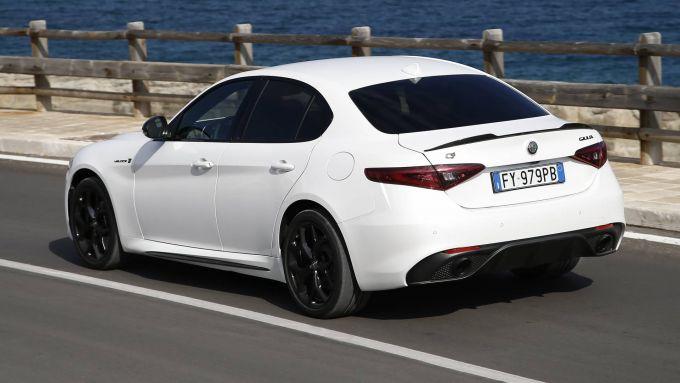 Alfa Romeo Giulia 2020: cambia poco, cambia il giusto