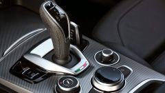 Alfa Romeo Giulia 2020, la nuova console centrale