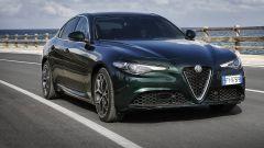 Alfa Romeo Giulia 2020, nuovo colore Verde Visconti